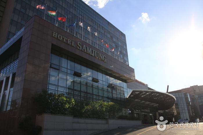 Hotel Samjung (호텔 삼정)