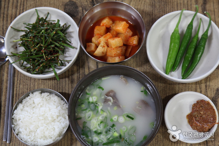 마늘 인심 넉넉한 의성공설시장 맛집 3곳 사진