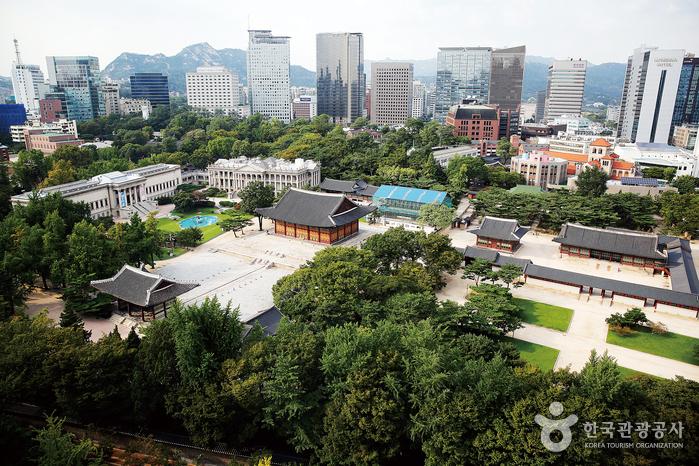 서울 정동전망대