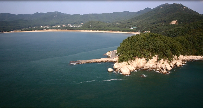 Île Deokjeokdo (덕적도)