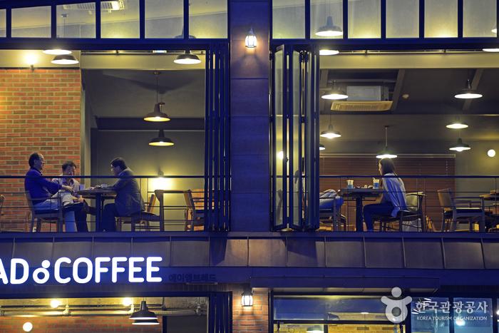 Kaffeestraße Gangneung (강릉커피거리)