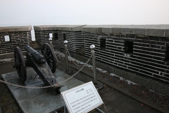 Gapgotdondae Fortification (갑곶돈대)