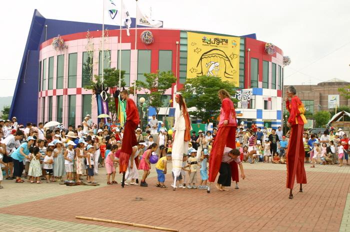 Кукольный фестиваль в Чхунчхоне (춘천인형극제)4