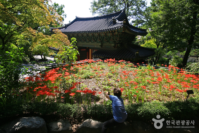 Gilsangsa Temple-Seoul (길상사(서울))