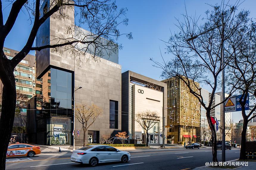 Cheongdam Fashion Street (청담패션거리)
