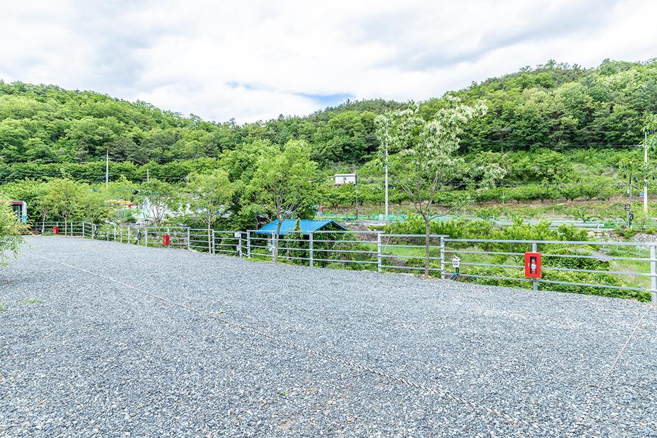 도화지오토캠핑장