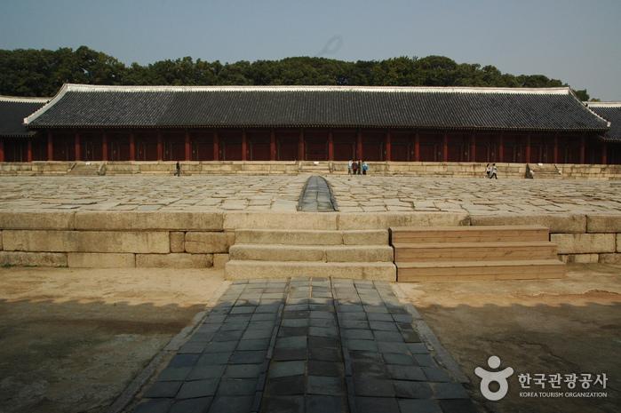 宗庙[联合国教科文组织世界文化遗产](종묘 [유네스코 세계문화유산])