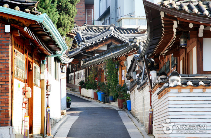 Image result for bukchon hanok village