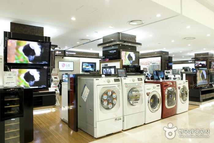 LG Electronics (롯데 LG전자)