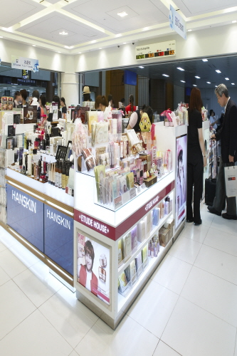 The Shilla Duty Free Shop - Gimpo International Airport Branch (신라면세점 - 김포공항점)
