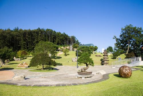 Ботанический сад Soulone (소울원)13