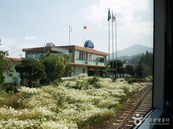 広川駅(광천역)