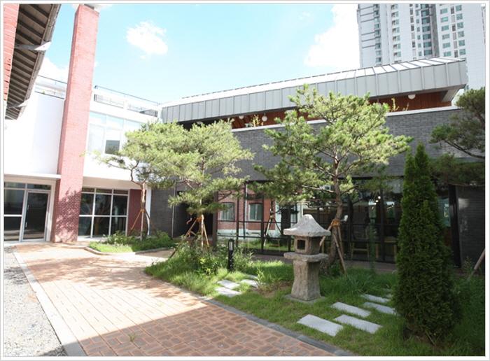 エコ韓方ウェルビーイング体験館(에코한방웰빙체험관)