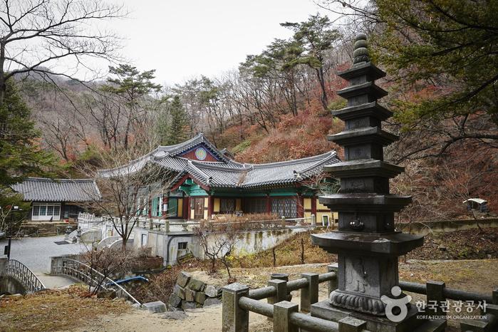 Huibangsa Temple (Yeongju) (희방사(영주))
