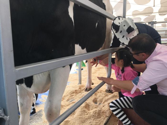 우유의 날&국내산 치즈 페스티벌 2018