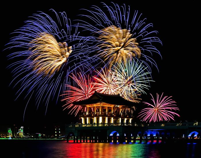 포항국제불빛축제 2017 사진1