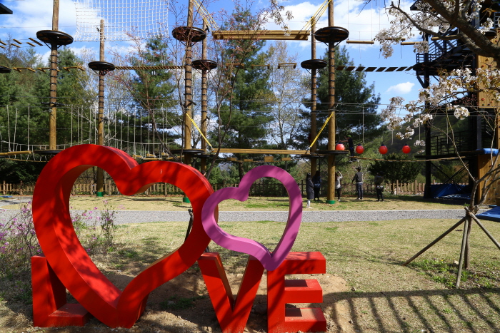 홍천 가리산 레포츠파크