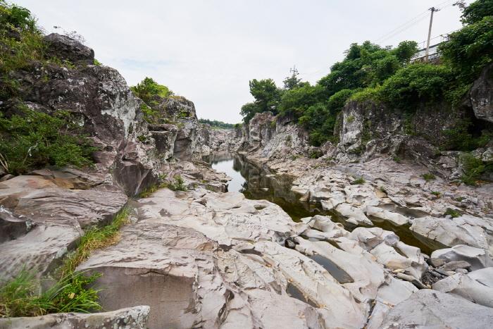 Устье Свесоккак (쇠소깍)9