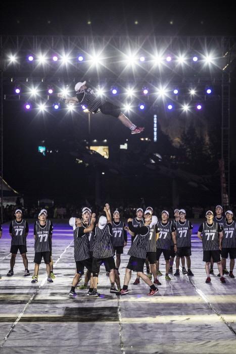 원주 윈터 댄싱카니발 2018  사진5