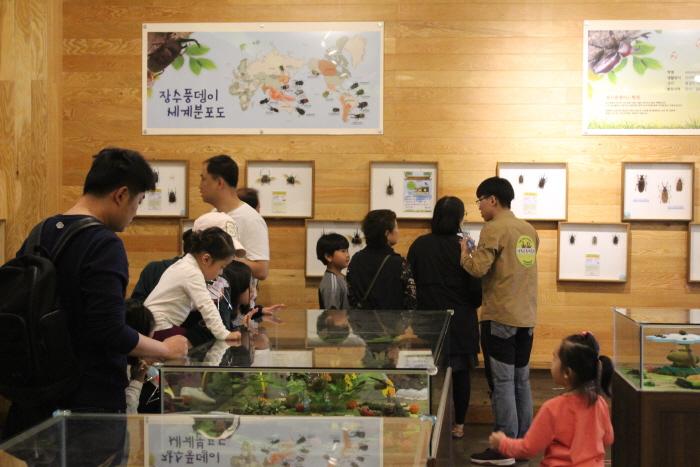 여주곤충박물관