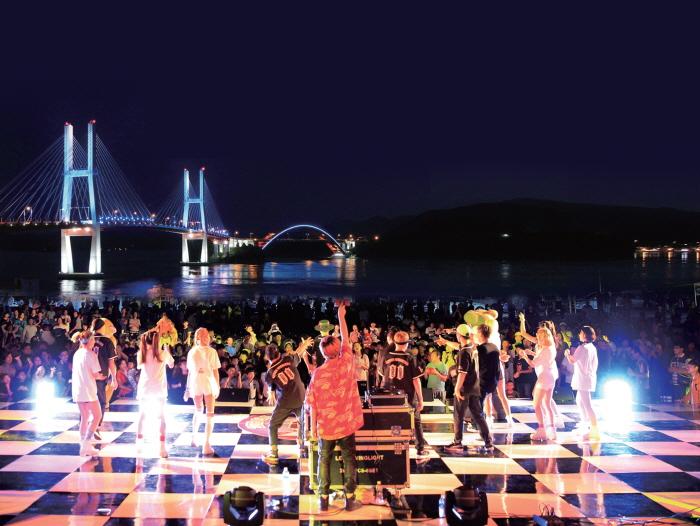 토요상설무대 프러포즈 2019