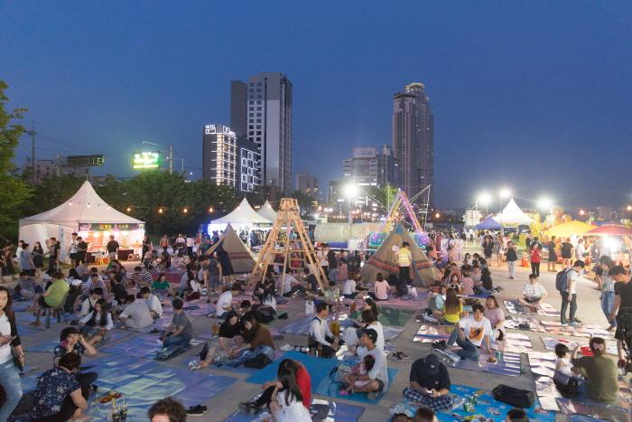 라스트바캉스 태화강 치맥 페스티벌 2018