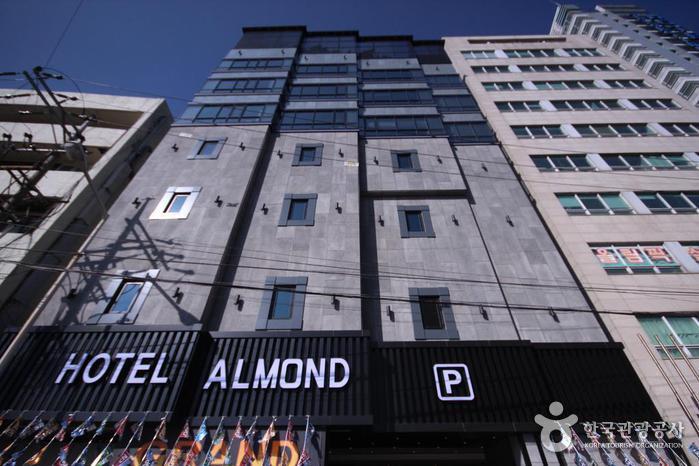 アーモンドホテル[韓国観光品質認証] (아몬드호텔 [한국관광 품질인증/Korea Quality])