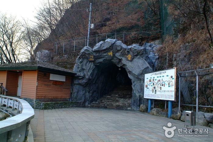Höhle Gossigul (고씨굴 (강원고생대 국가지질공원))