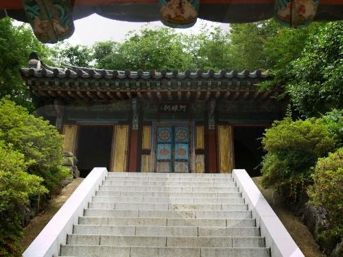 Pavillon Aranggak (아랑각)