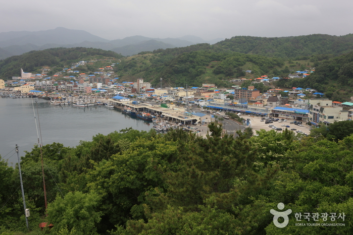 Hafen Hupohang (울진 후포항)