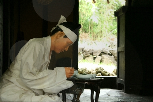 Jeju Folk Village Museum ()