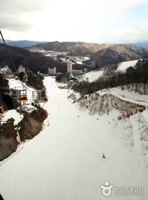 鳳凰島平昌滑雪場(휘닉스 스노우파크)