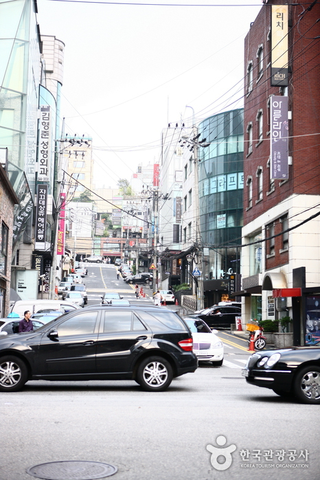 Apgujeong Rodeo Street (  )