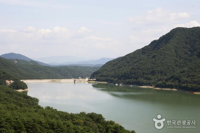 Damyangho Lake (담양호)