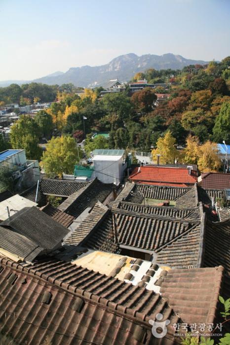 北村韓屋村(북촌한옥마을)