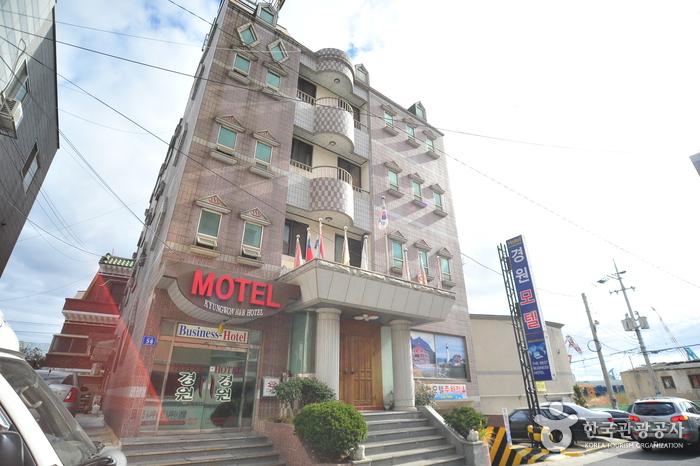 Kyungwon BIZ Motel (경원BIZ모텔)