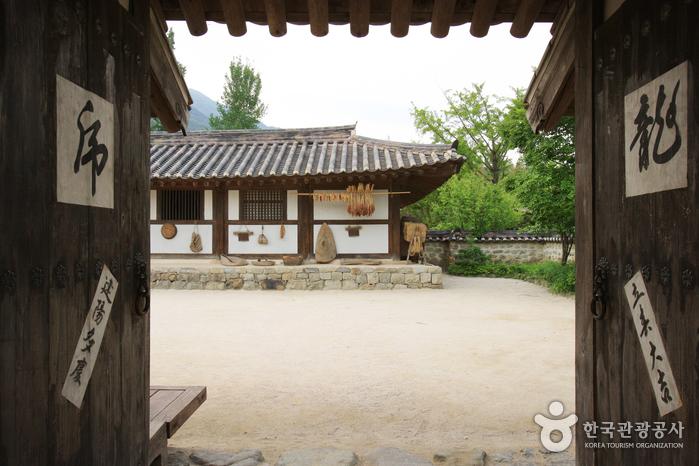 Casa del Aristócrata Choi (최참판댁)30