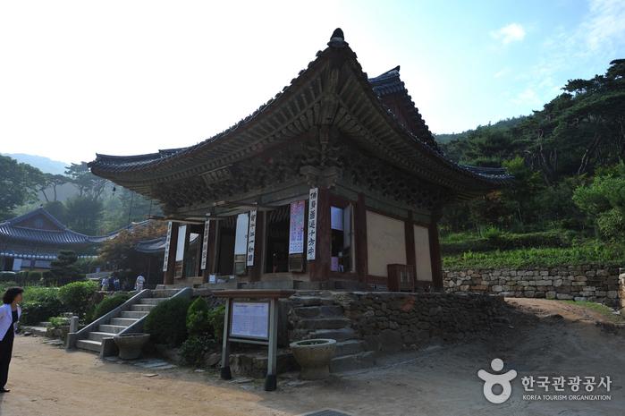 傳燈寺(江華)(전등사(강화))8