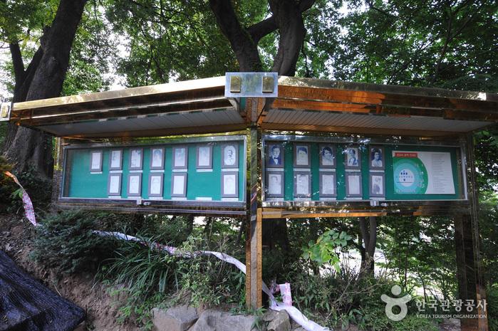 양림동 선교사 묘지