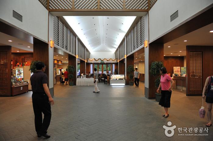 Спа-курорт в Тамяне (담양 리조트 온천)9