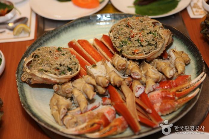 대흥호 대게식당