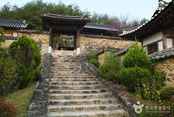 Andong Gunja Village (Historic Site of Ocheon) (안동 군자마을(오천유적지)