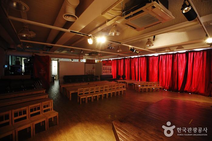 1m Classic Art Hall (1m 아트홀)