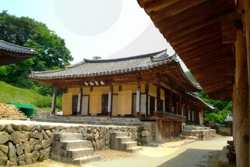 Bongjeongsa Temple (봉정사)