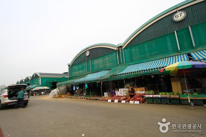可樂市場(可樂農水產批發市場)(가락시장(가락농수산물 도매시장))