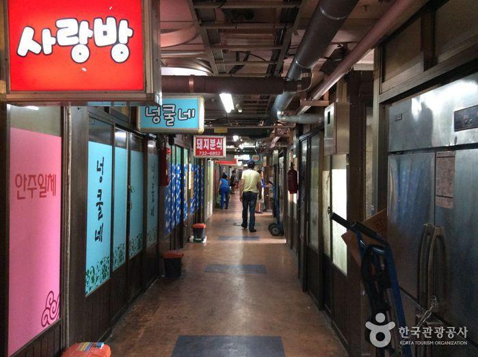 원주5일장 / 원주민속풍물시장 (2, 7일)