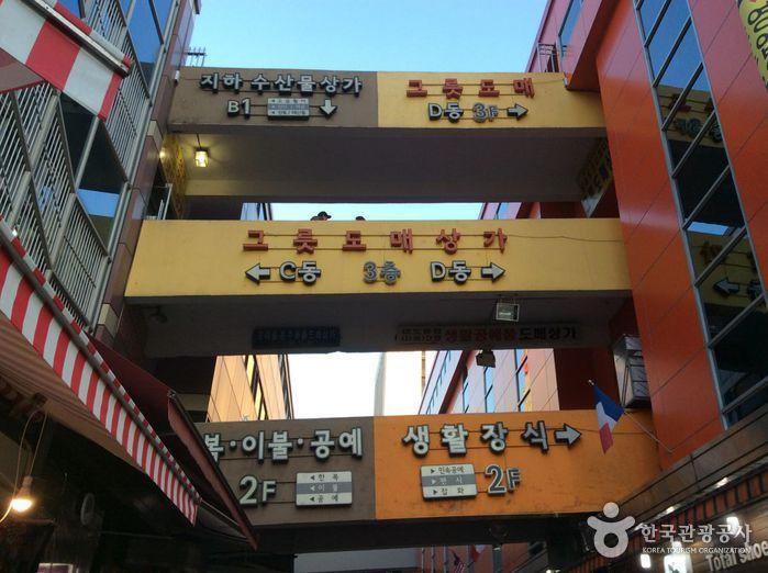 Daedo Markt (대도 종합상가)