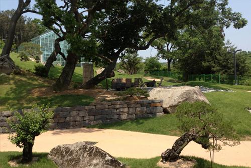 Ботанический сад Soulone (소울원)12