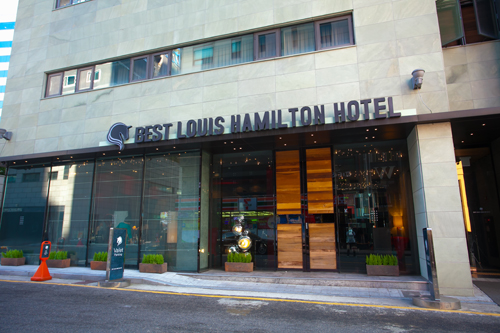 Best Louis Hamilton Hotel (베스트루이스해밀턴호텔)