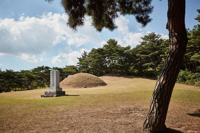 Historic Site of General Gyebaek (계백장군 유적지)